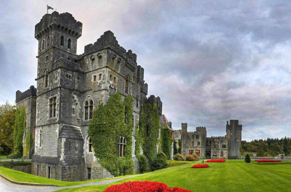 Ashford Castle is one of the best castle hotels in Ireland