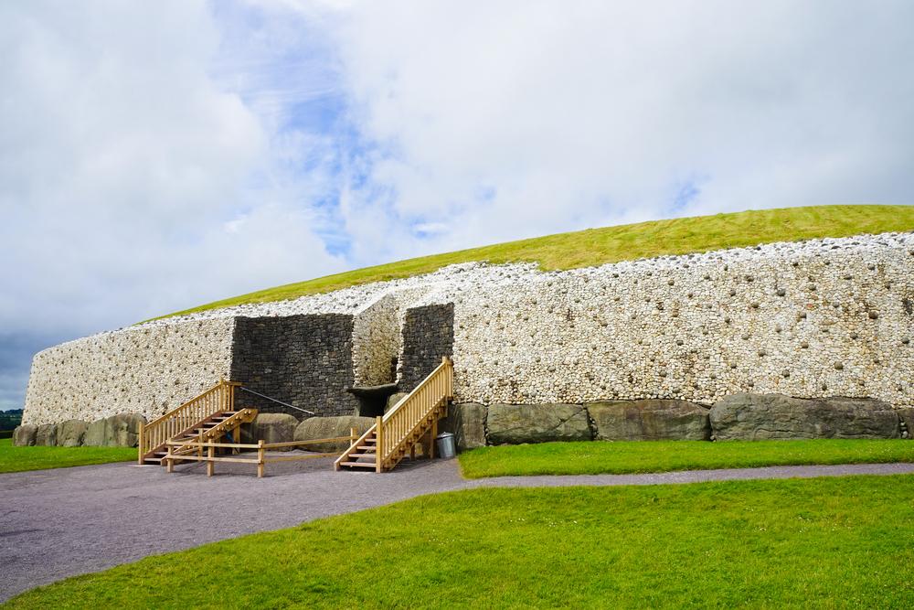 You should explore Bru Na Boinne while in Ireland