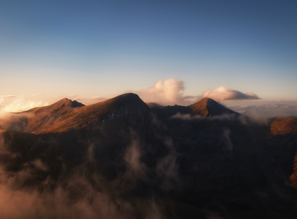 Climbing Carrauntoohil, the highest mountain in Ireland, is one of the best things to do in Ireland