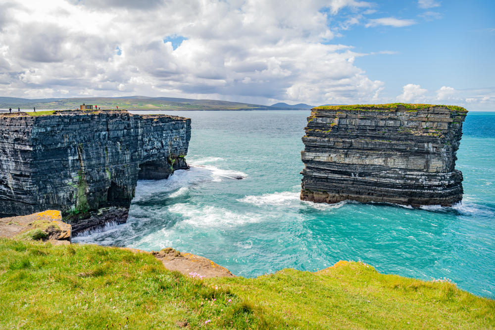Downpatrick Head is an awesome place to get some amazing photos