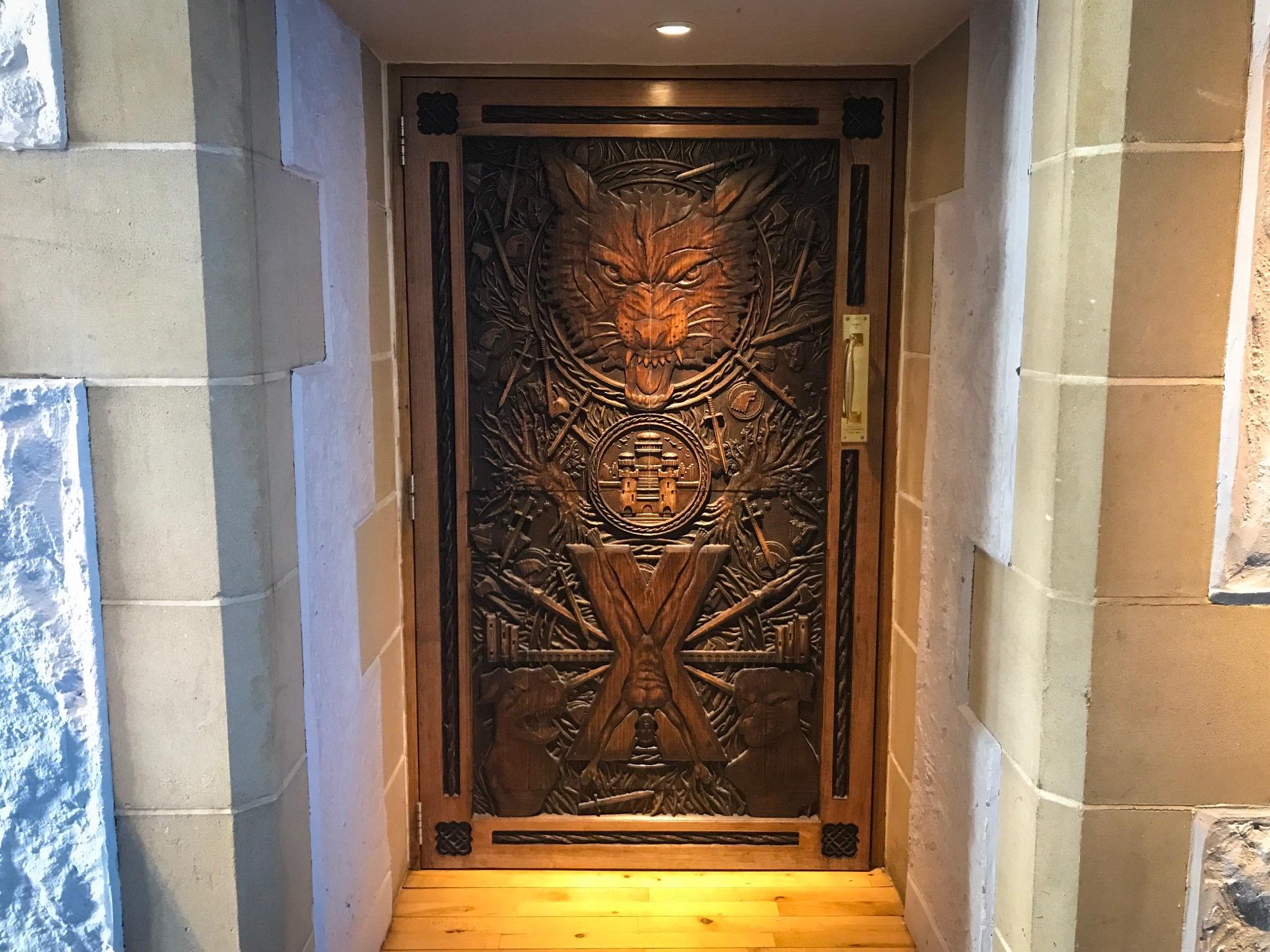 Find the Game of Thrones Doors in Northern Ireland