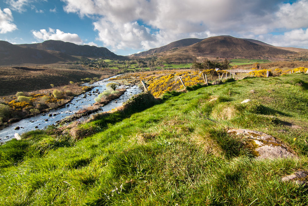 Driving the Ring of Kerry is a good option for what to do in Ireland
