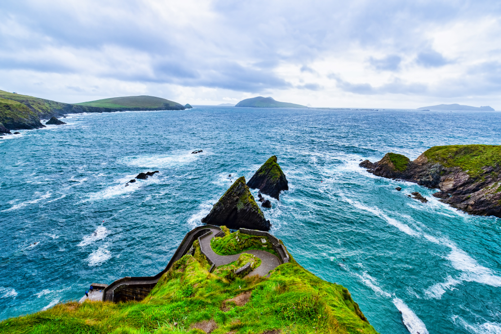 Slea Head Drive is one of the coolest drives in Ireland