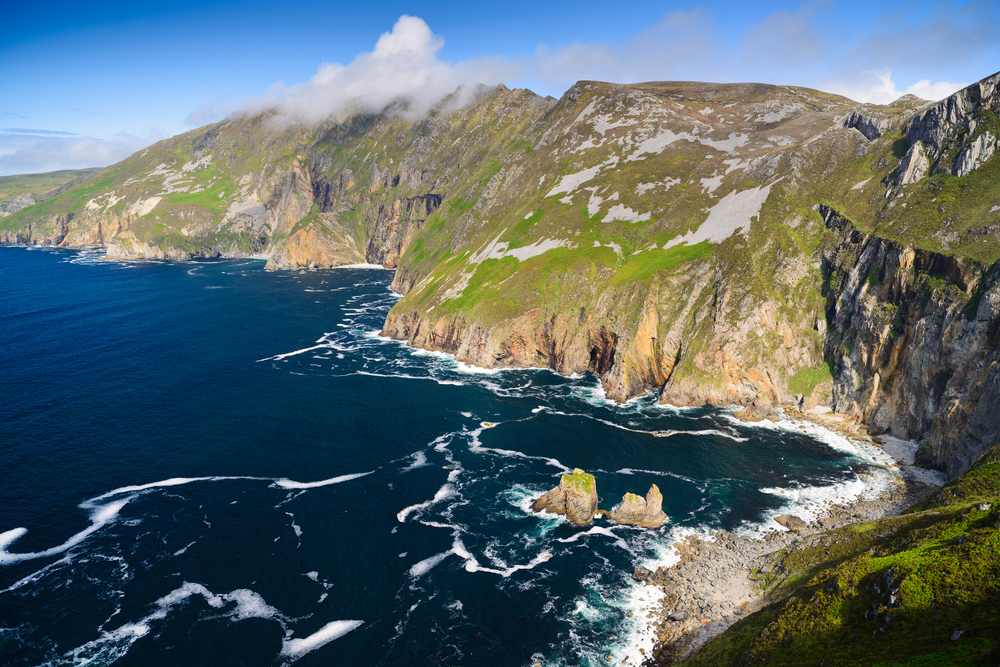 Slieve League is a lesser-known Ireland attraction that you should visit
