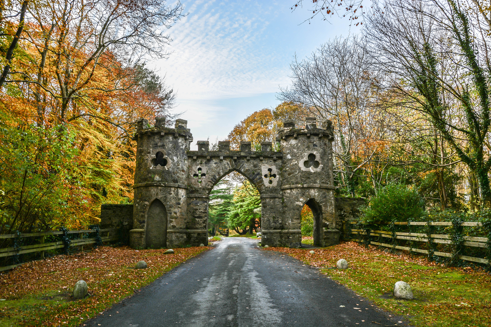 If you are a Game of Thrones fan, you should go to Tollymore Park