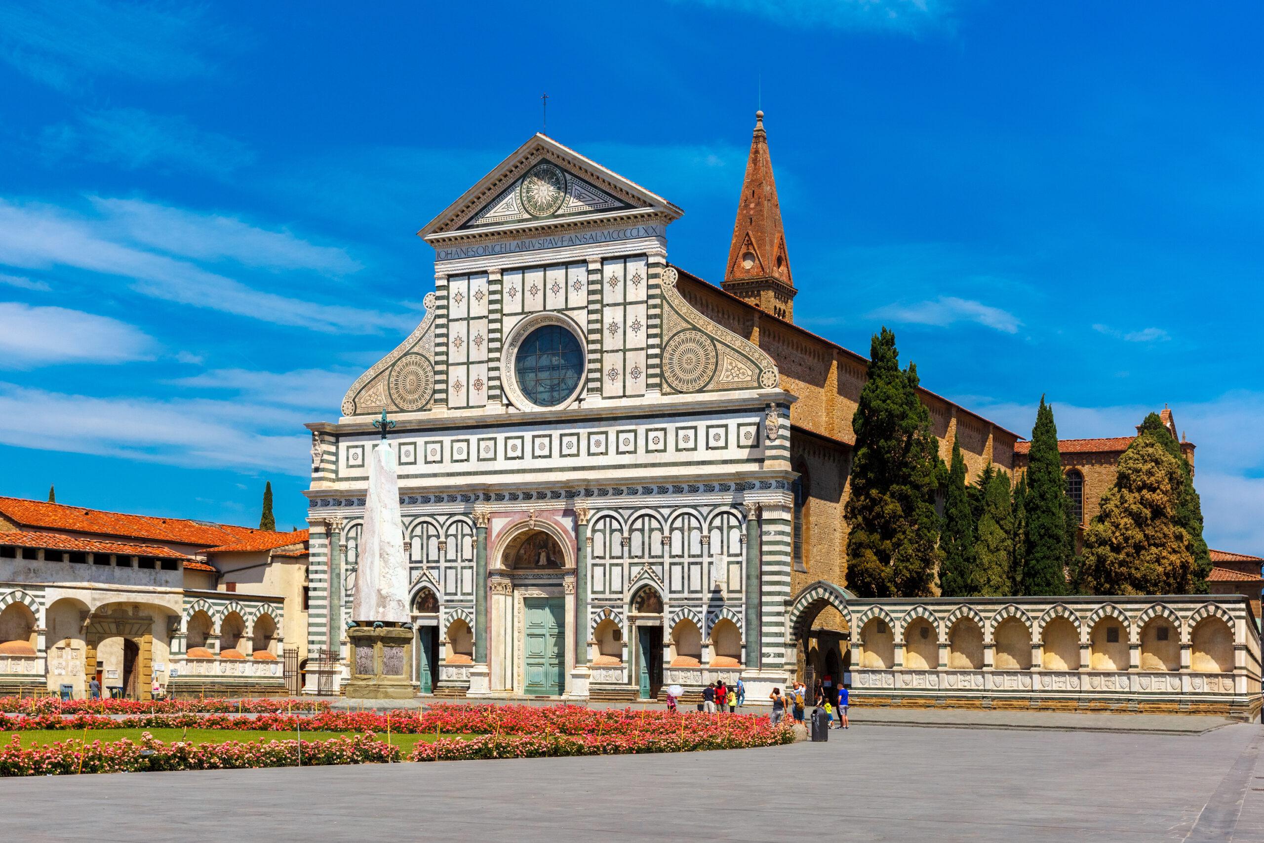 Church of Santa Maria Novella Florence, Tuscany, Italy