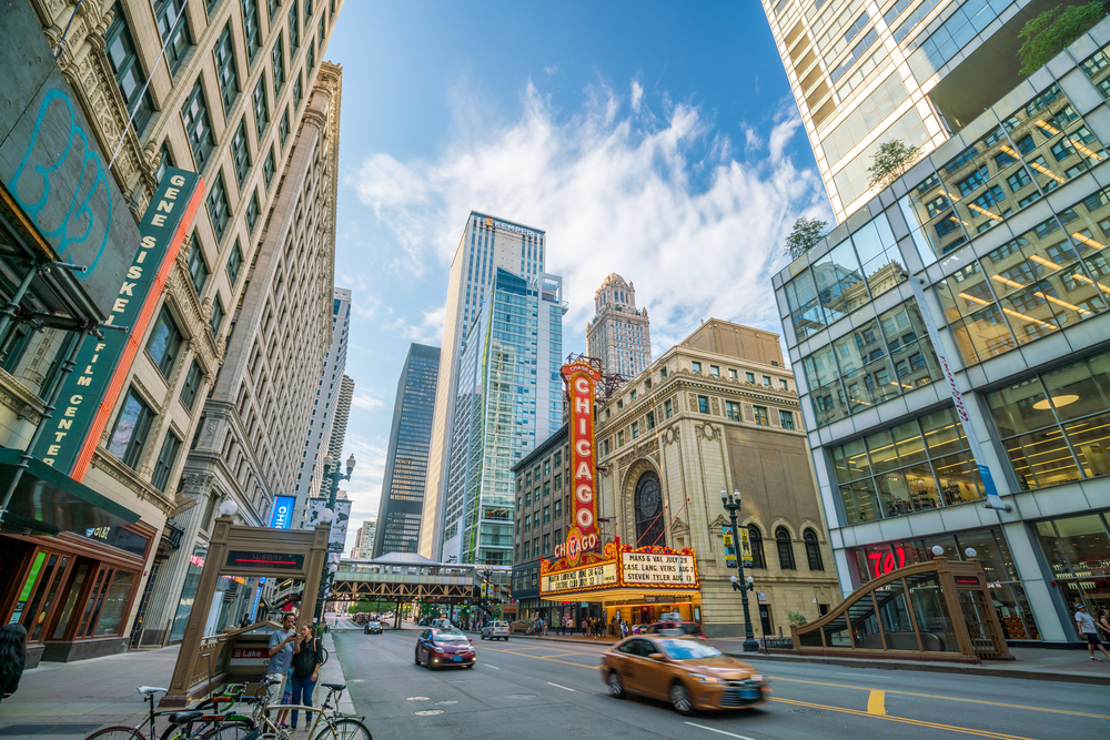 The historic loop district will be the center of your 2 days in Chicago experience
