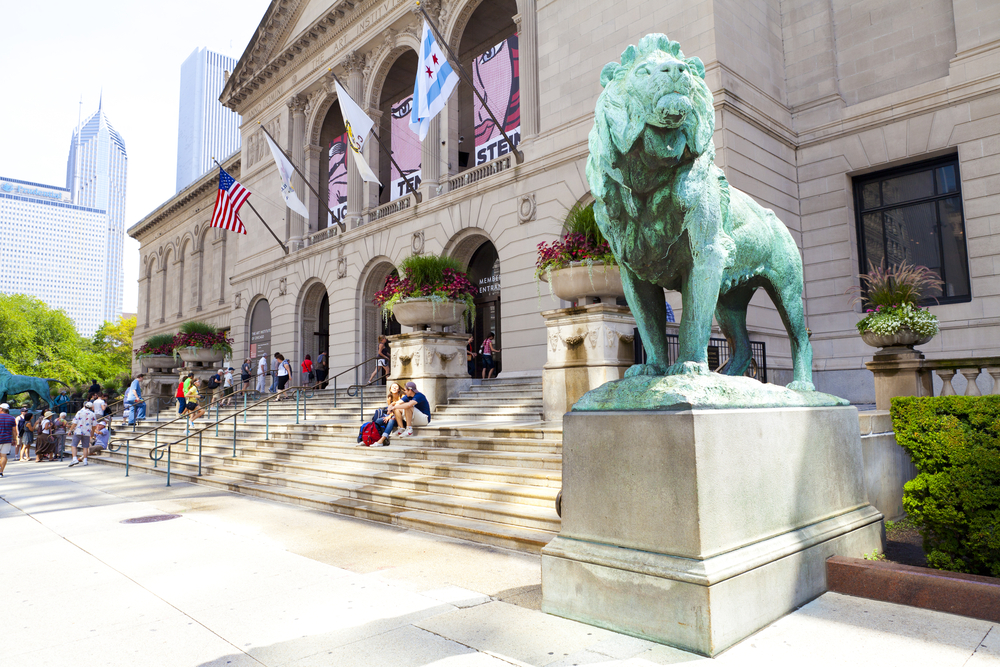 The Art Institute of Chicago is a museum you won't want to miss in your 2 days in Chicago