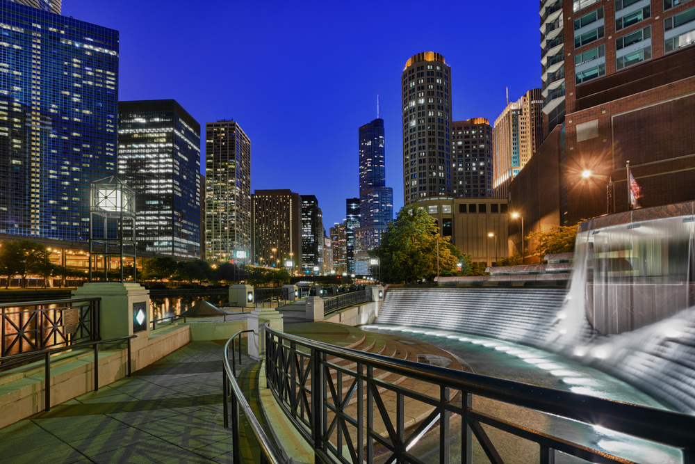 "Check out Chicago's new ""it"" destination - the Chicago Riverwalk - on your 2 days in Chicago"
