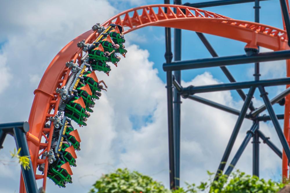 Florida Road Trip Busch Gardens Tampa