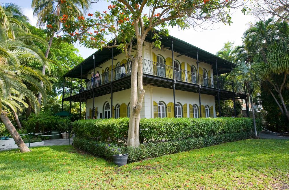 Florida Road Trip Hemingway House
