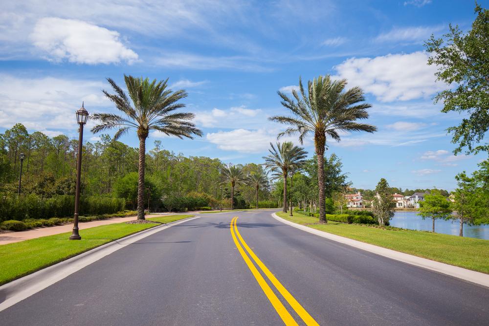 Florida Road Trip Road