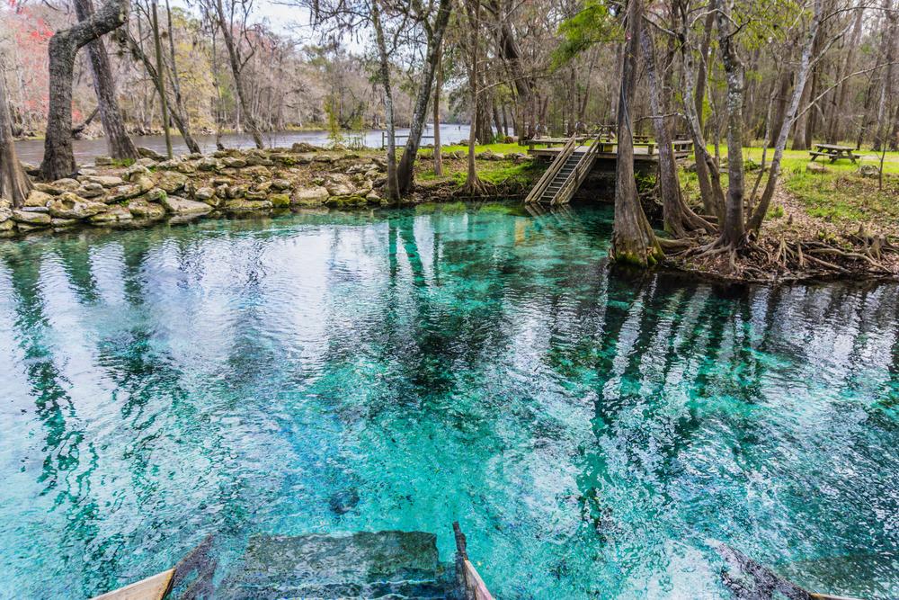 Florida Road Trip Weeki Wachee Springs