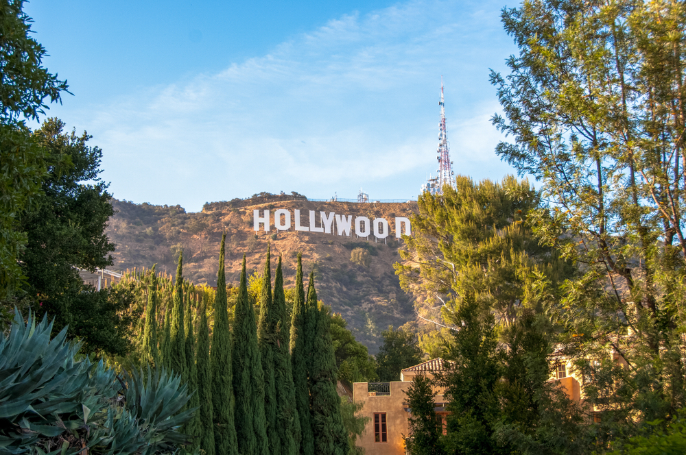 Hollywood Sign 2 days in Los Angeles itinerary