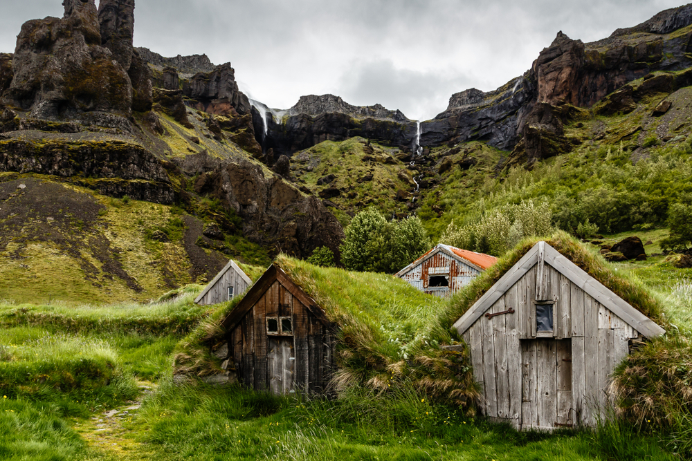turf houses during your trip to Iceland in September