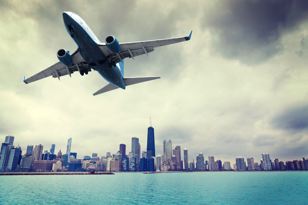 Your 2 days in Chicago trip may begin at a Chicago airport