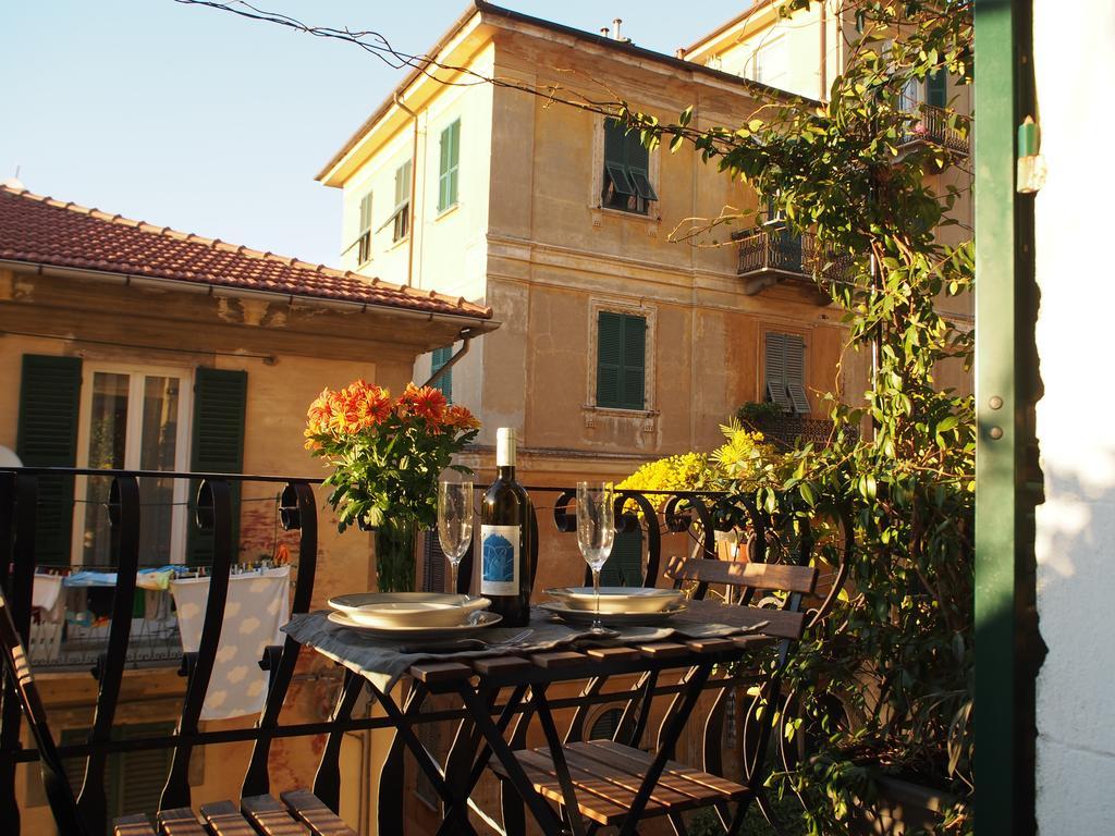 Terrace in Italy