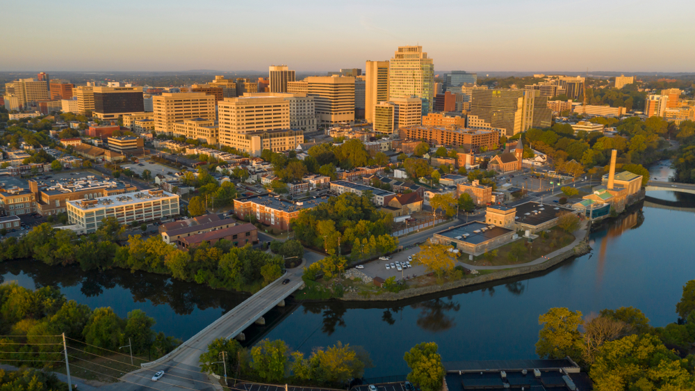 Wilmington, Delaware is a small yet fun city to explore!