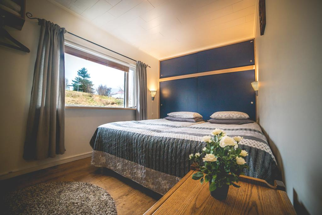 Photo of guest room at Dream Guesthouse Vik located in Vik Iceland. One of the best hotels in Vik.