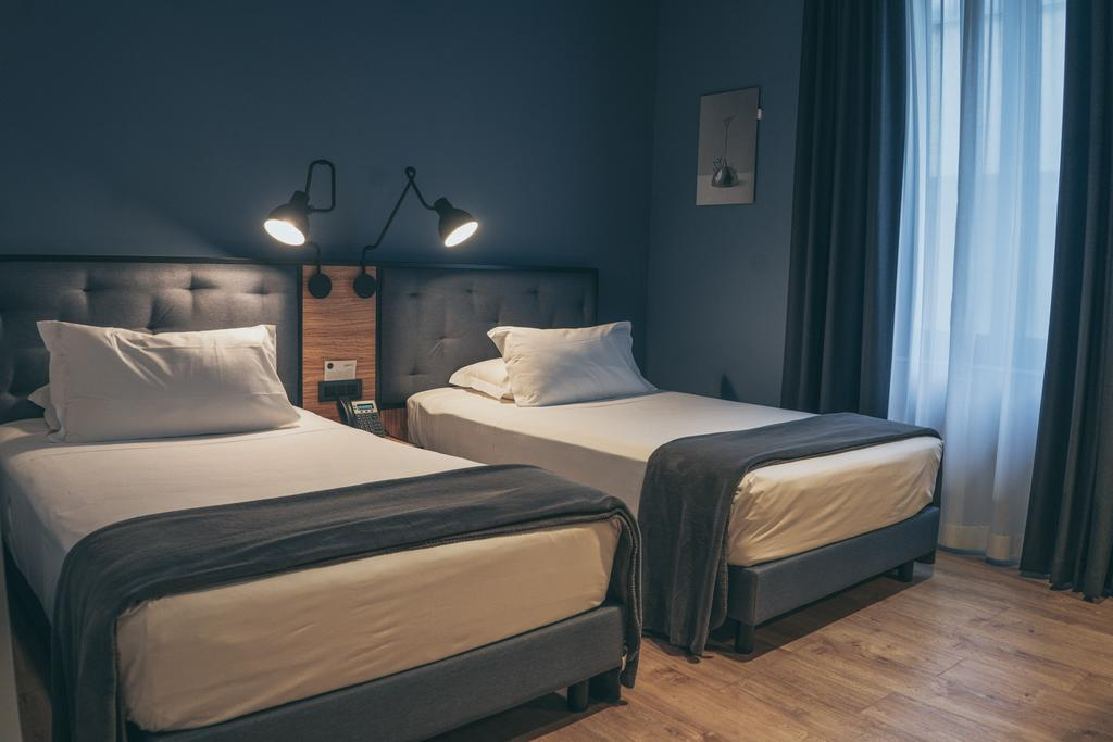 The Poet Hotel is a trendy and upscale hotel in La Spezia
