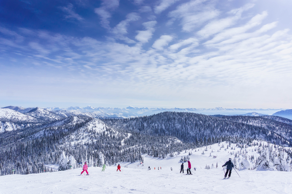 Whitefish is a fun town to visit for all sorts of activities no matter what time of year!