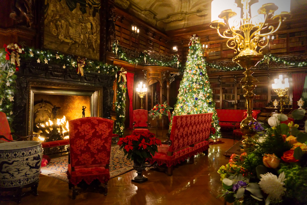 Christmas at Biltmore in Asheville