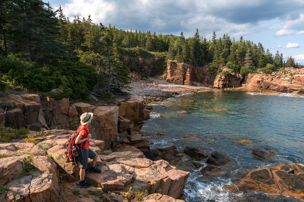 Acadia National Park is a must see during your east coast road trip!