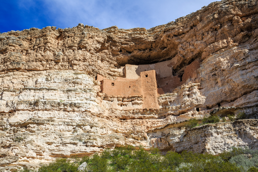 Grand Canyon Road Trip Montezuma Castle