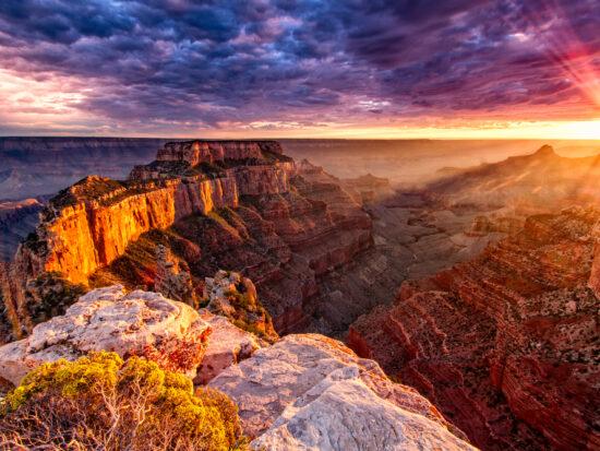 Grand Canyon Road Trip North Rim
