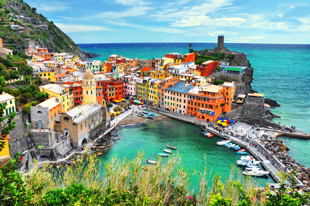 These are some of the best luxury hotels in Cinque Terre