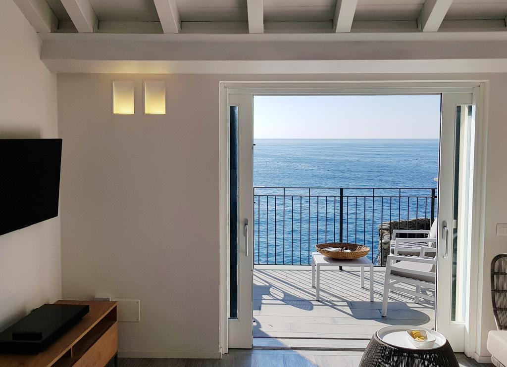The view of the ocean from Fivestay Casa Gabriella is truly spectacular