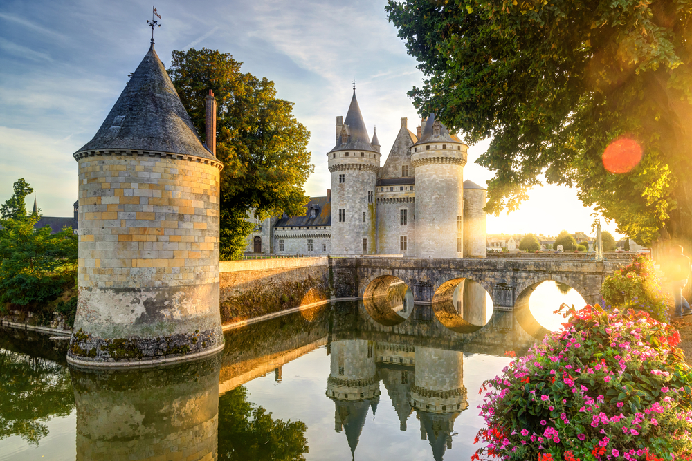 Loire Valley on the best European road trip through France