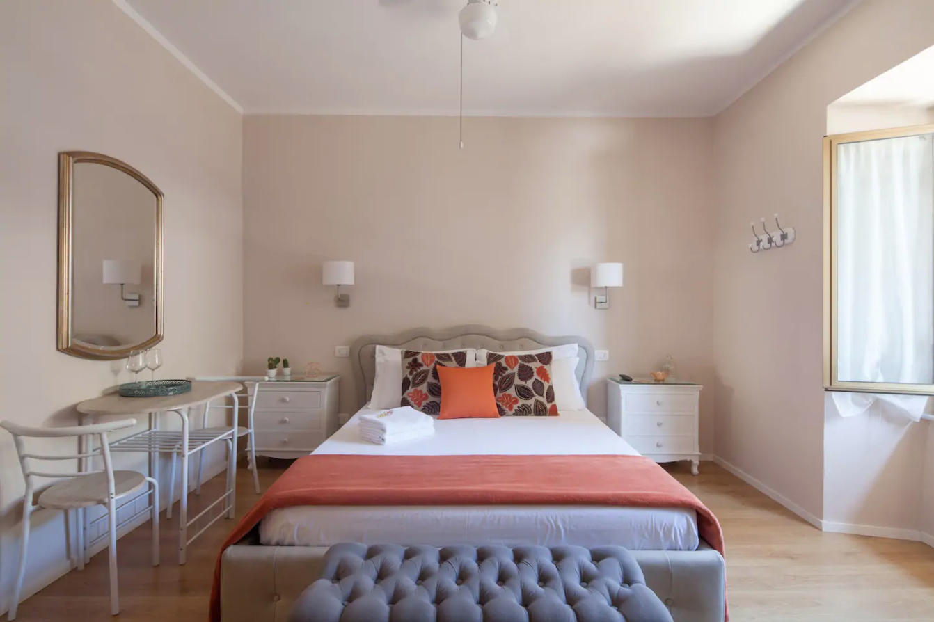 Private rooms in Cinque Terre are a great affordable option