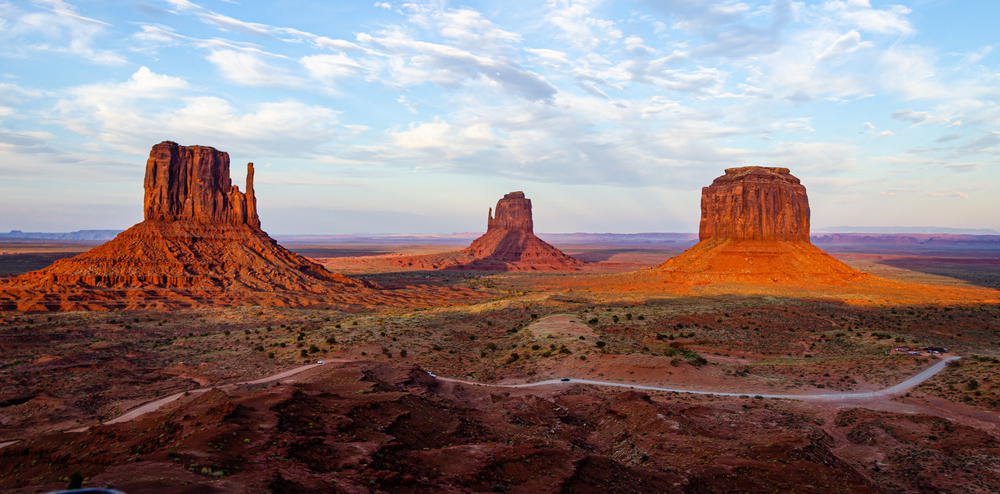 The southwest is dictated by desert, red rock, and stunning, vast landscapes
