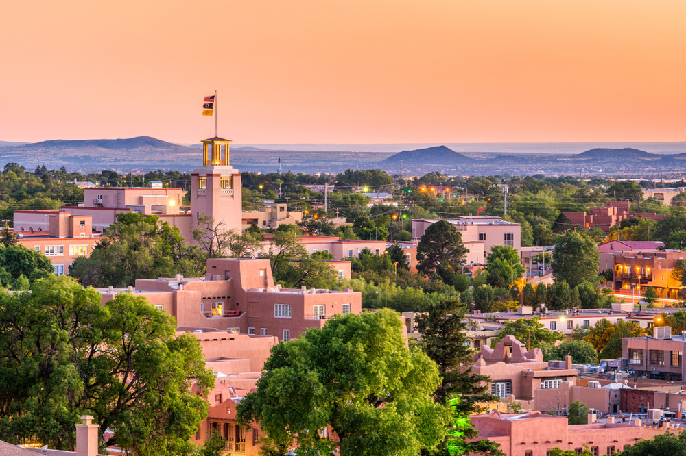 Santa Fe is a wonderful city full of history and culture!