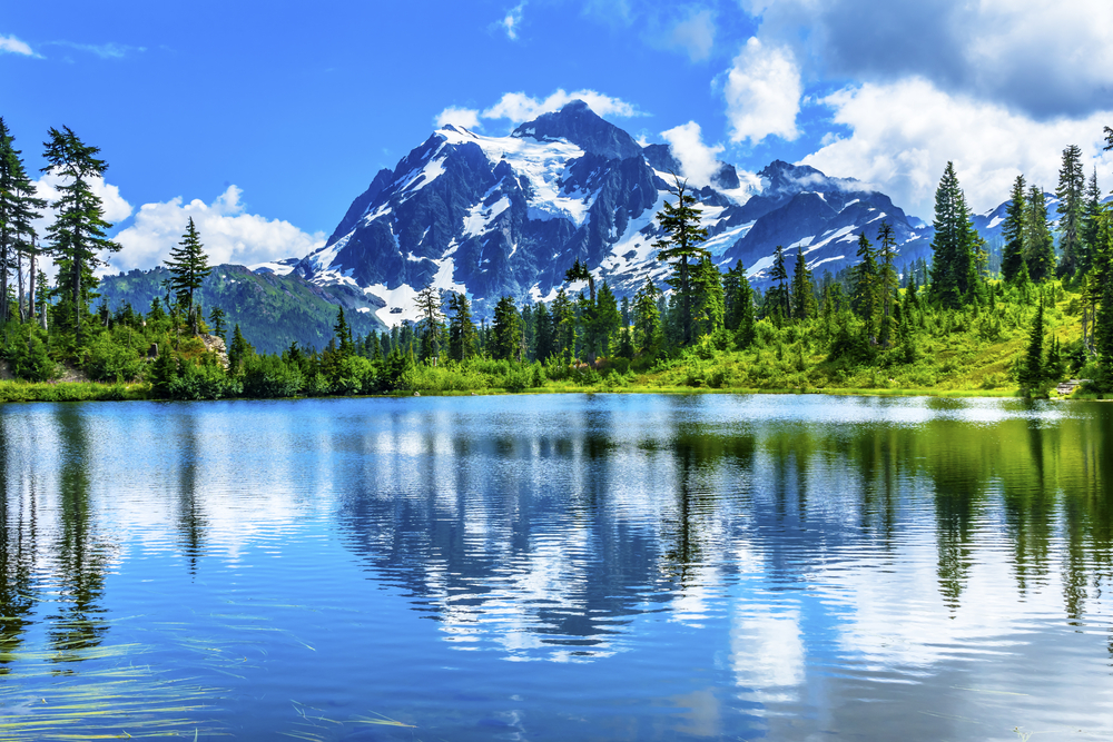 Mount Baker is a popular destination in Mt Rainier National Park National Park, and one of the best things to do in Washington State