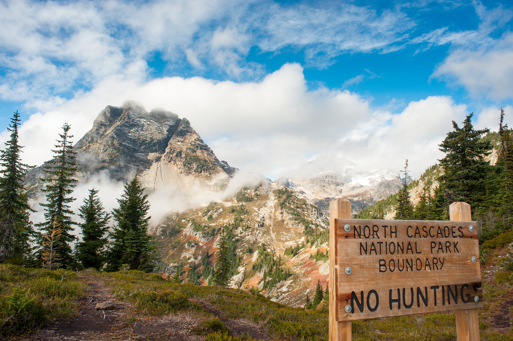 Underestimated though amazing, the North Cascades National Park is one of the best things to do in Washington State!