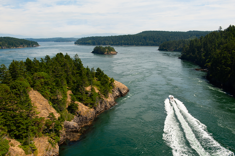 Visiting the San Juan Islands are amongst the best things to do Washington State