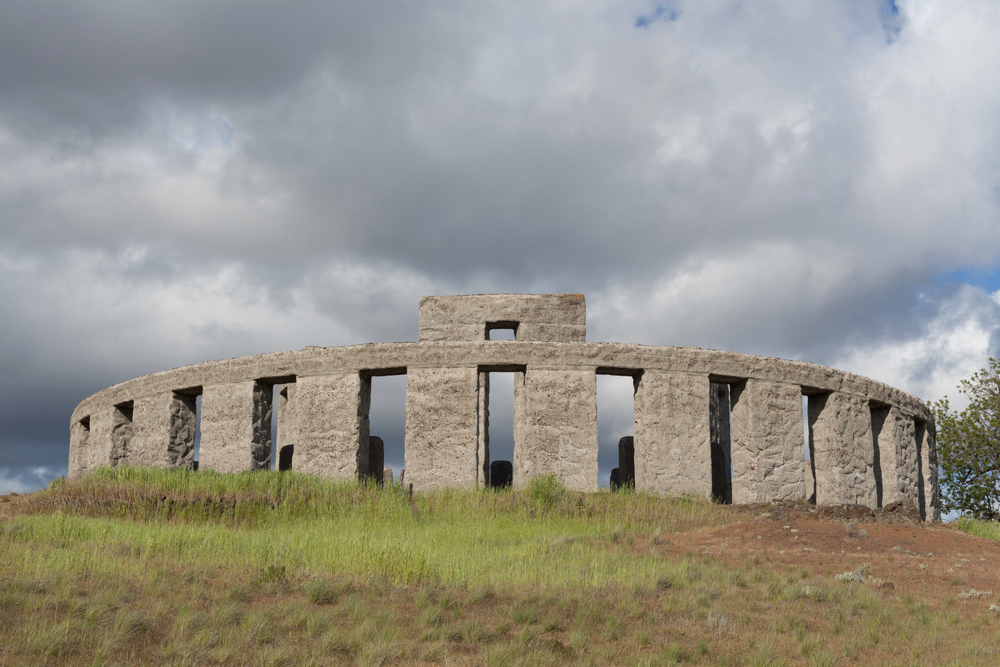 Visiting the Maryhill museum and Stonehenge is one of the best things to do in Washington State!