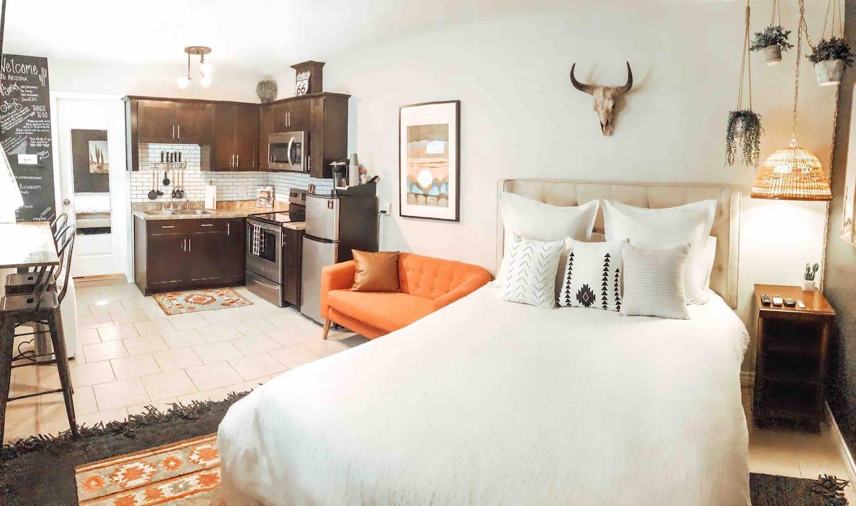 Tempe's Cozy Desert Oasis Airbnb in Arizona
