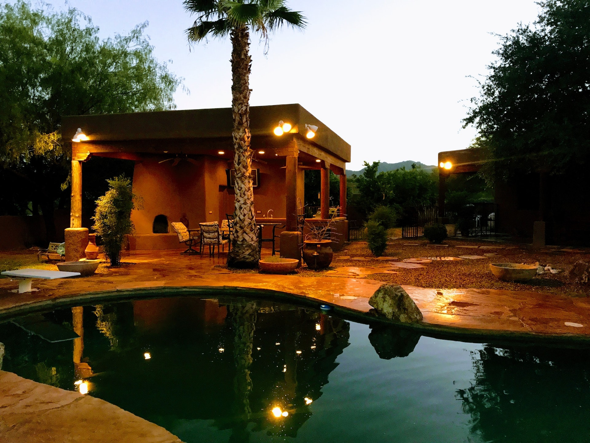 Tucson's southwest style vacation home Airbnb in Arizona