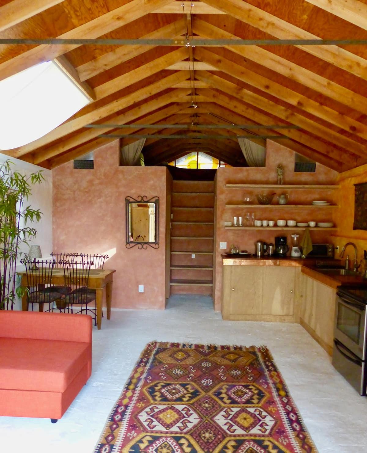 Sedona's Trailhead Casita Airbnb in Arizona