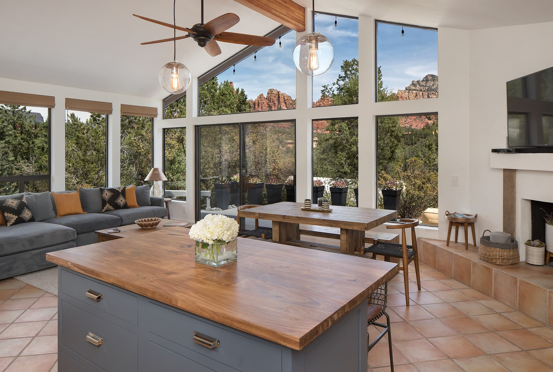Brand New Remodeled Home Airbnb in Sedona