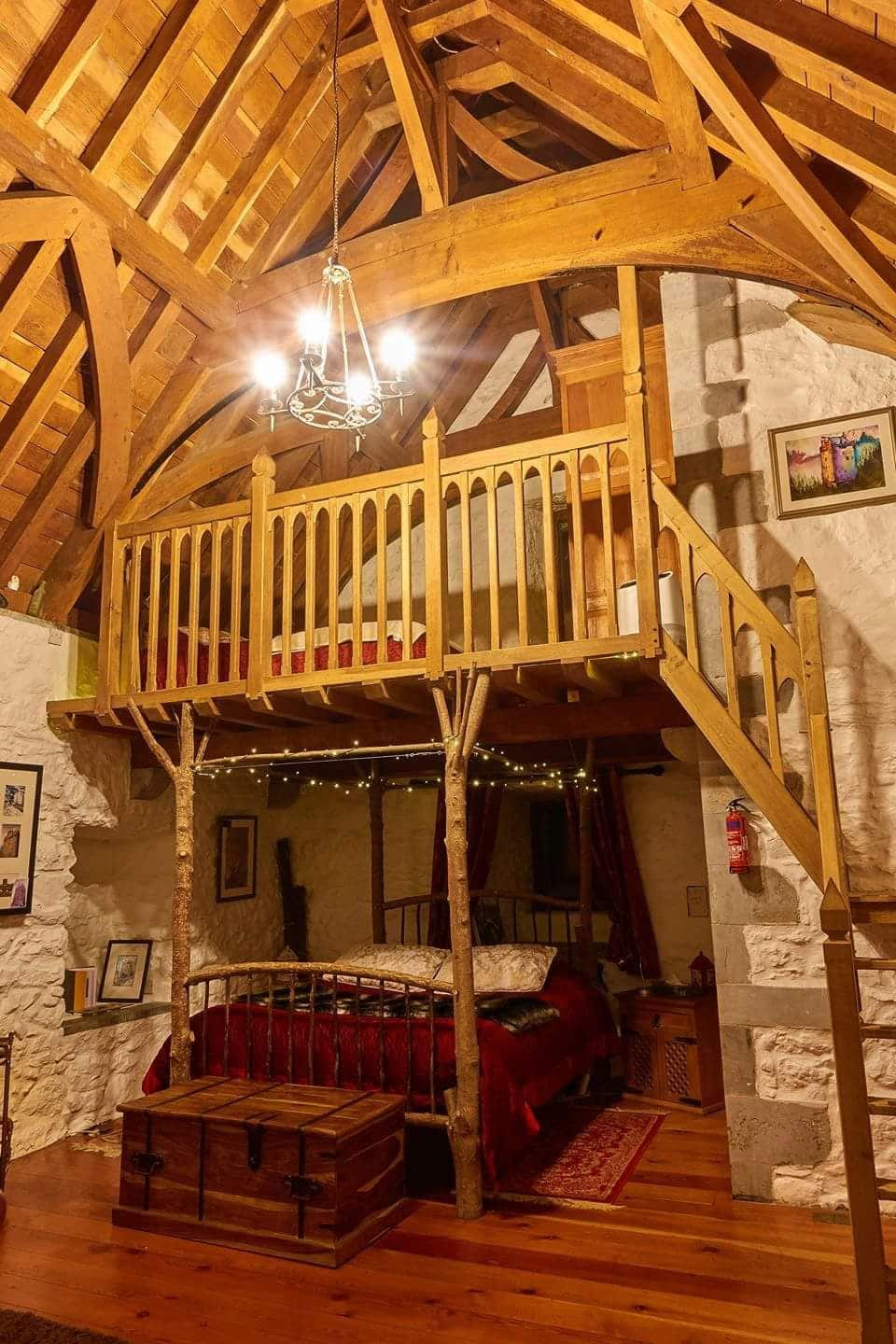 Stay in this Ireland Airbnb Castle like a true king or queen!