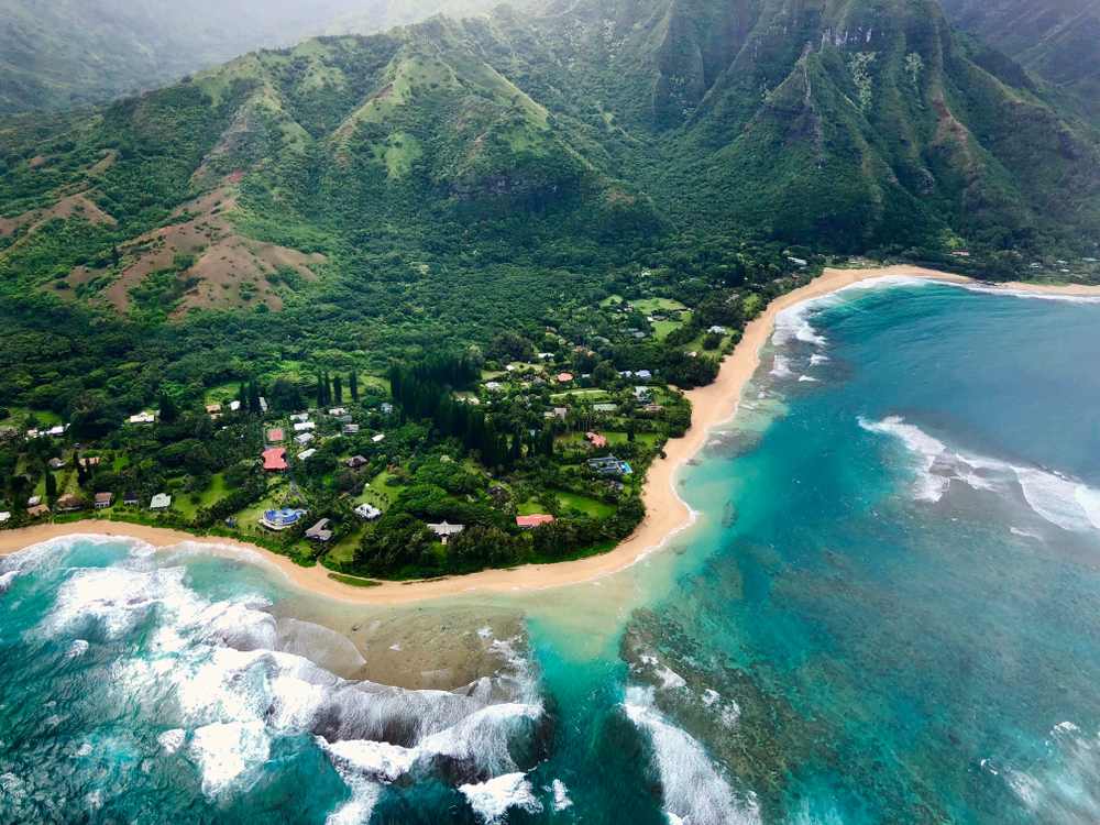 Hanapepe in Hawaii is one of the cutest towns in the USA