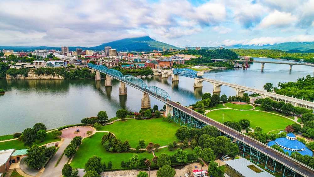 Tennessee Road Trip Chattanooga