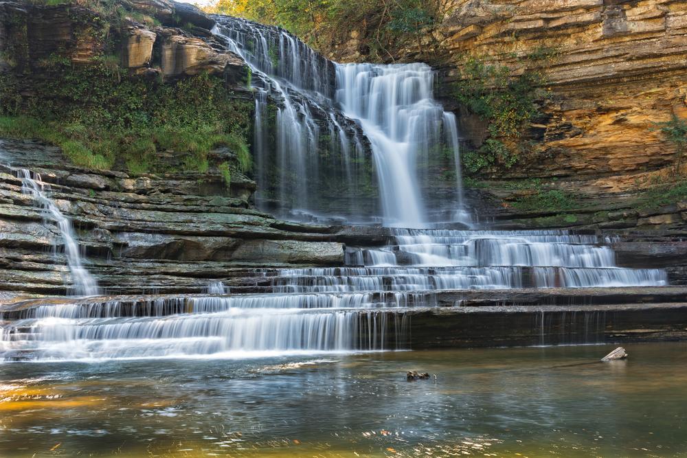 Tennessee Road Trip Cummins Falls State Park