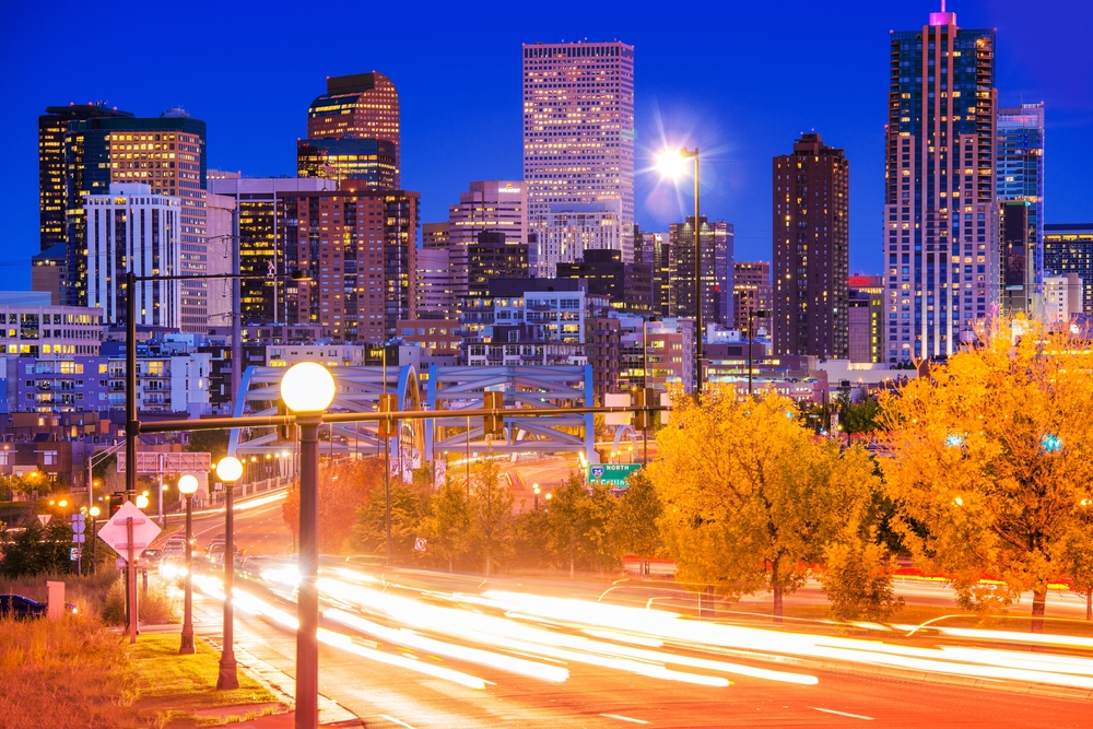 Colorado weekend getaways to the city of Denver