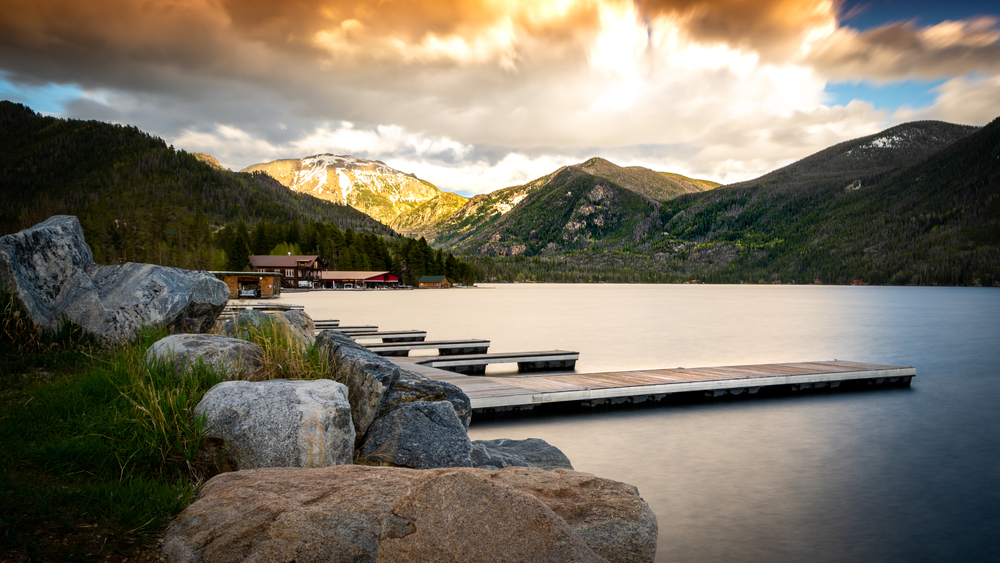 Colorado weekend getaways to Grand Lake