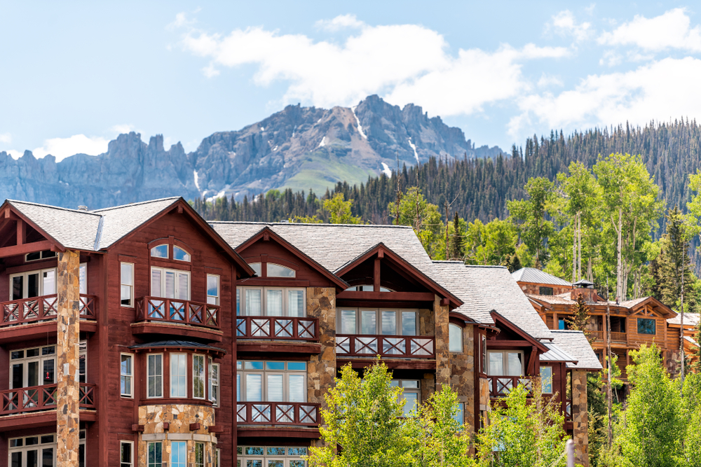 Colorado weekend getaways to Telluride